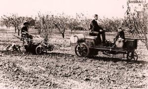 Butcher Tractor
