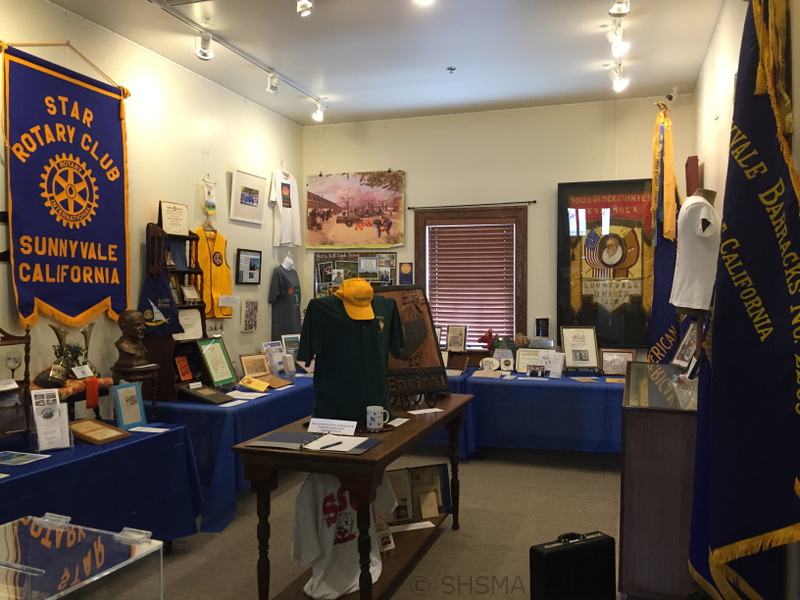 Overview of the Clubs and Organizations Exhibit
