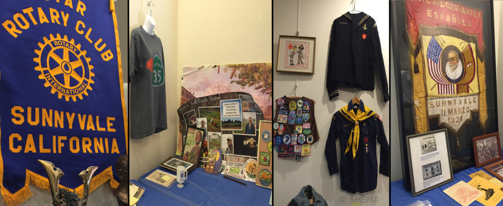 Mosaic of Clubs and Orgs Exhibit