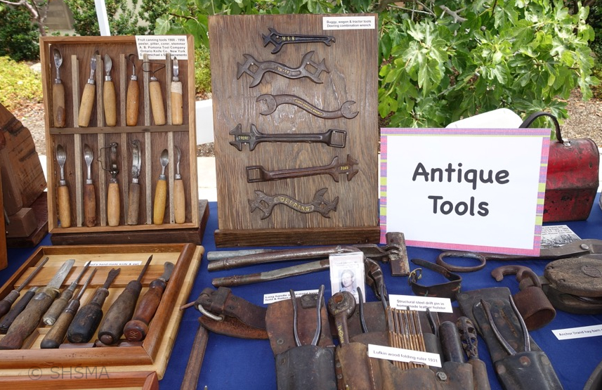 2015 Display - Antique Tools