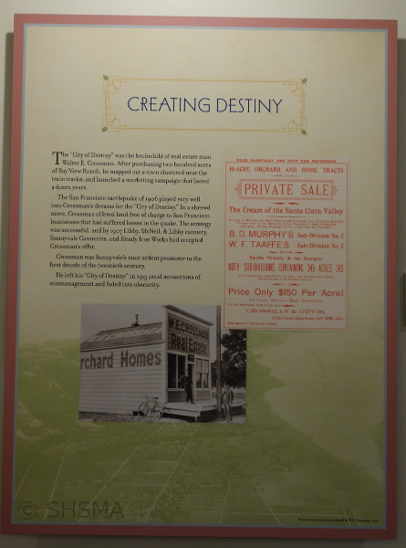 City of Destiny display