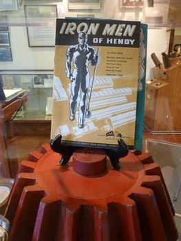 Hendy Ironworks Display