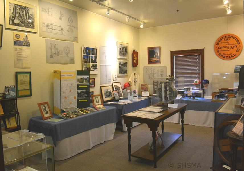 Hendy Exhibit Room Overview