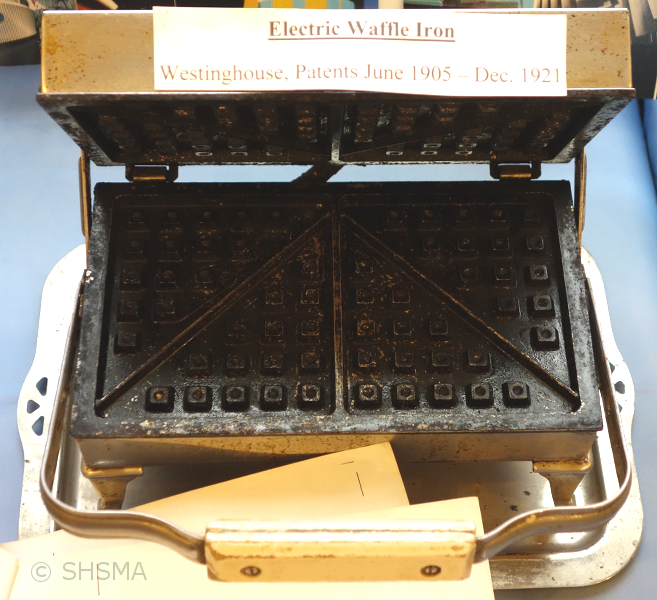 Westinghouse waffle iron