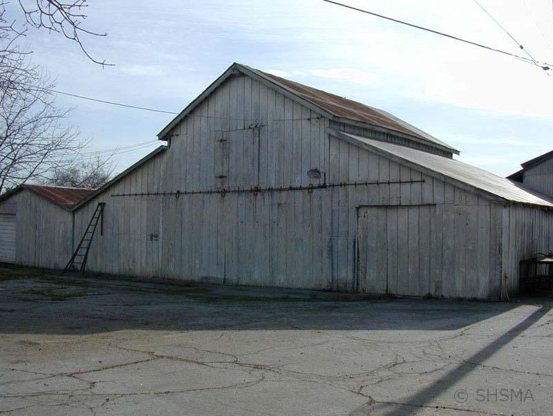 Bianchi Barn Original