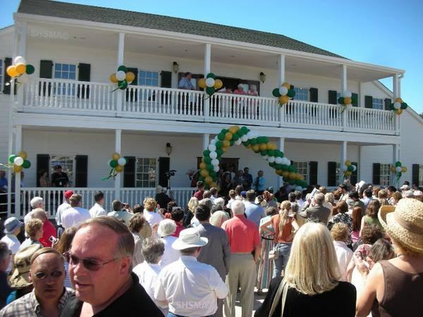 September 27, 2008 - Opening Day Ceremony