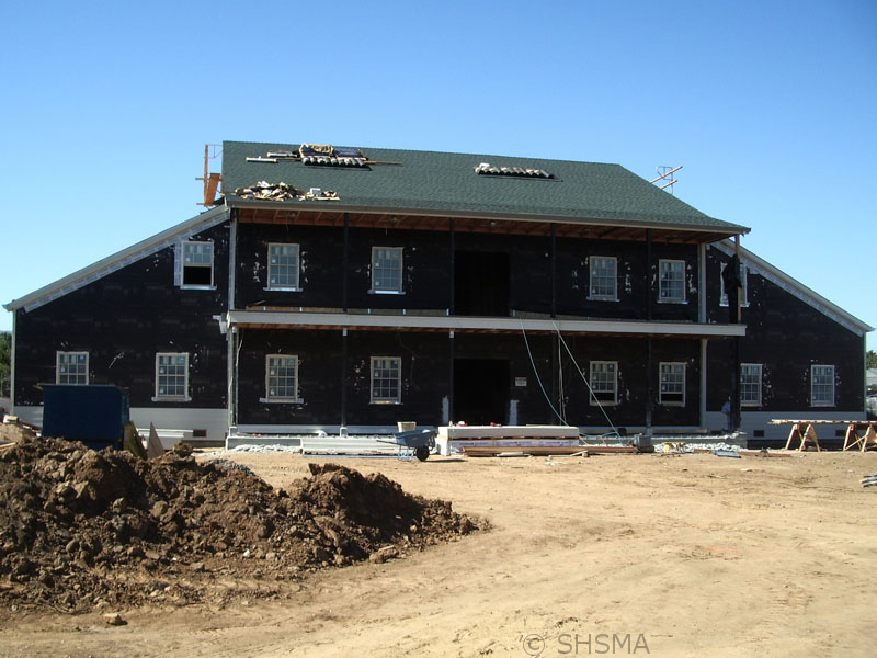 October 3, 2007 — Roofing Complete