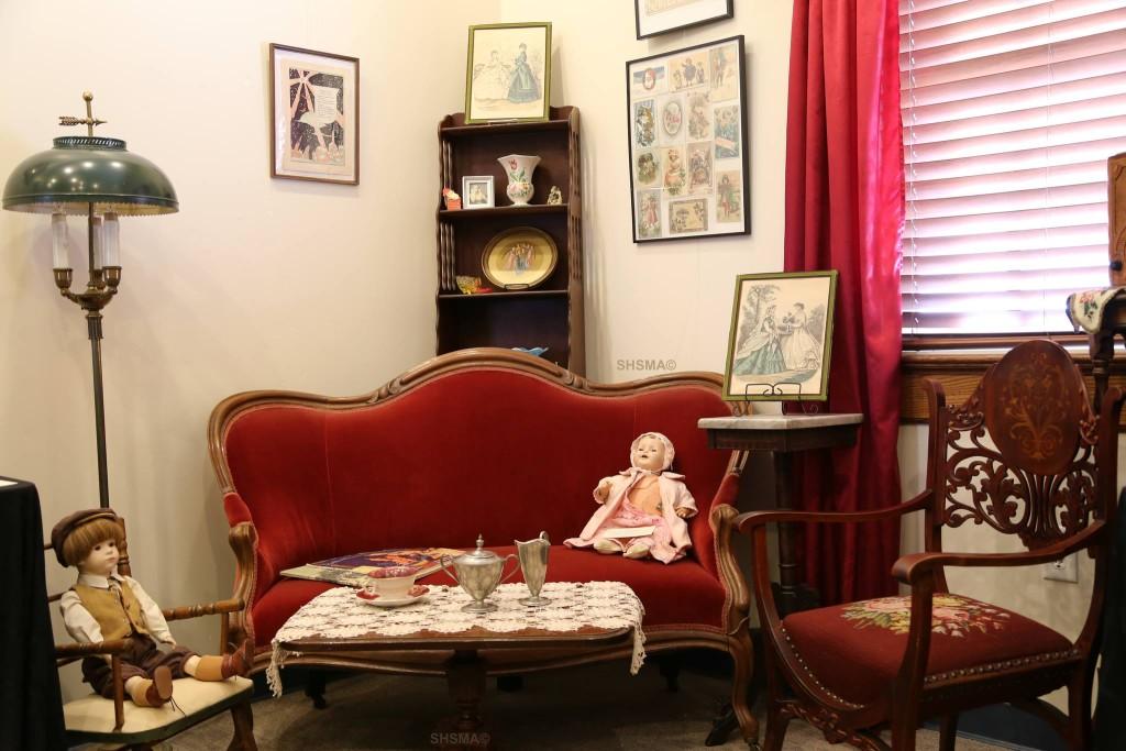 Grandma's Parlor