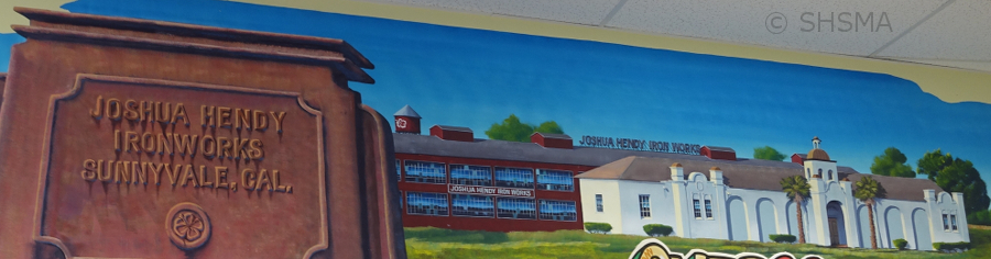 Trader Joe Mural, Hendy Iron Works