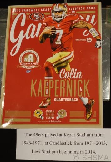 Colin Kaepernick Poster