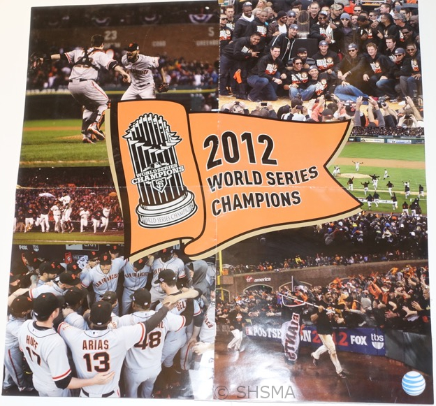 World Series 2012 poster