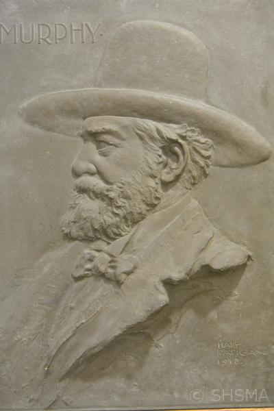 Bernard D. Murphy (1841-1911), son of Mary Bolger Murphy and Martin Murphy Jr.