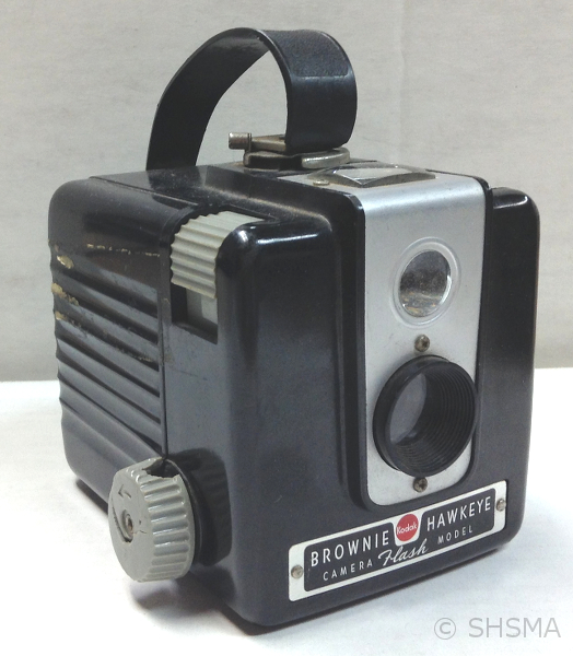 Brownie Hawkeye Camera, circa 1950