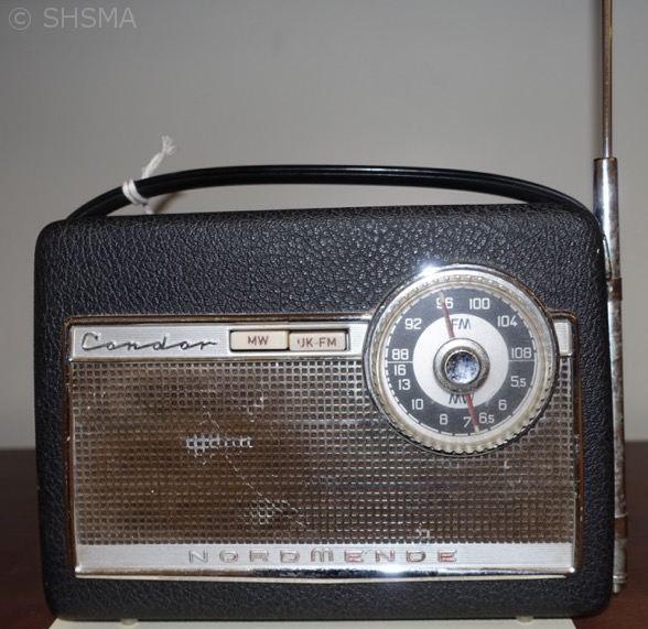 Early Transistor Radio