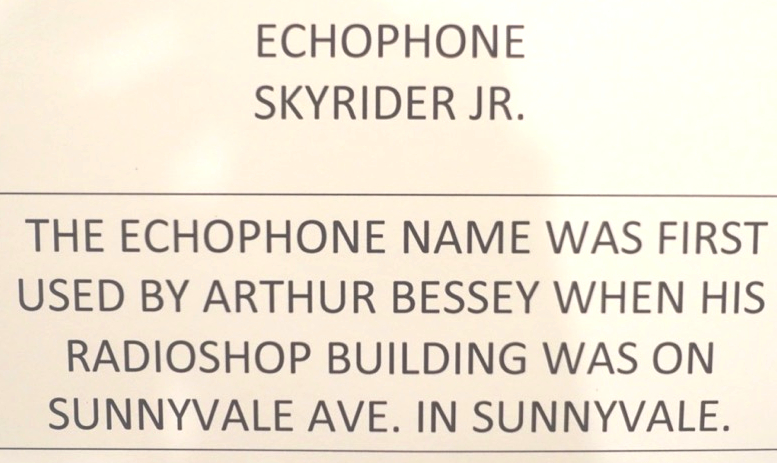 Echophone Sign