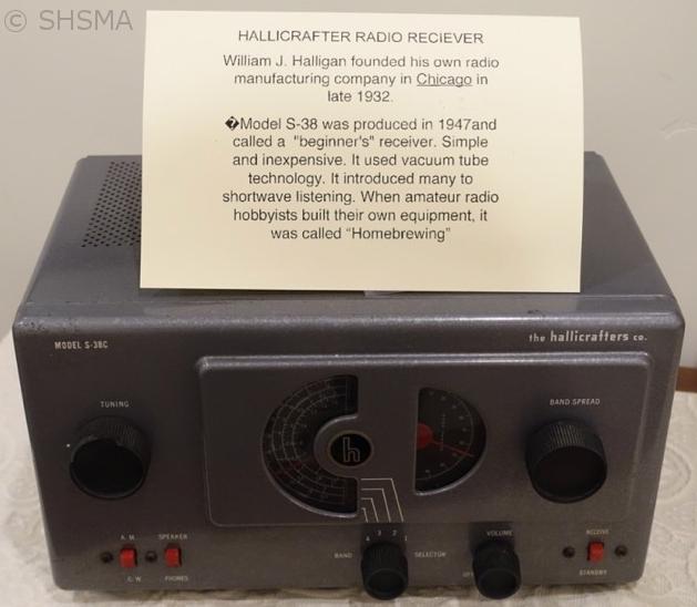 Hallicrafters Radio 1947