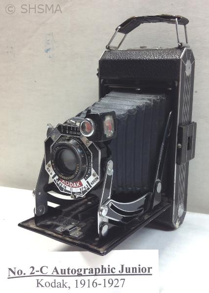 Kodak Autographic Junior Camera