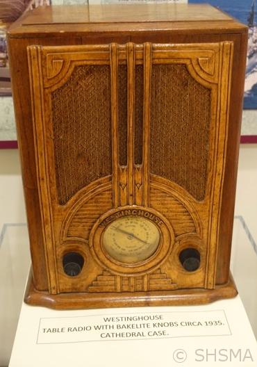 Westinghouse Radio 1935