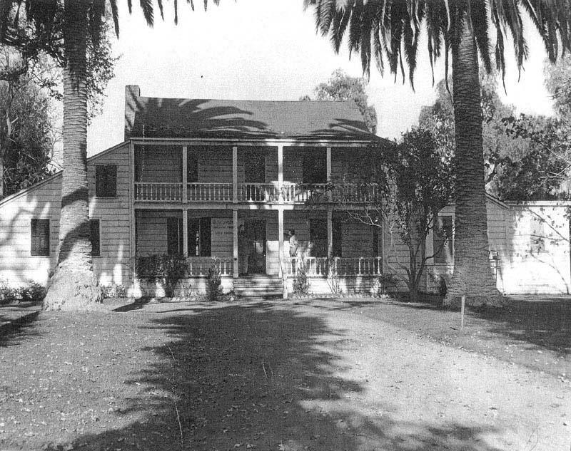 Original Murphy Home