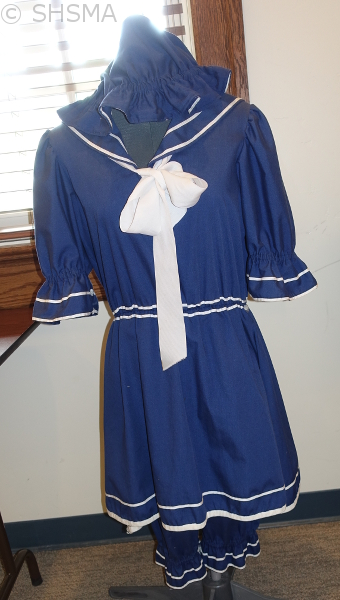 19th Century Girl's Dress