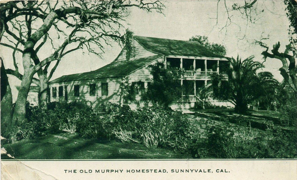 Old Murphy Homestead 1907