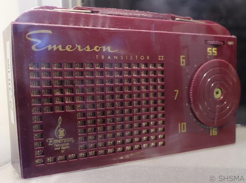 Emerson Transistor Radio