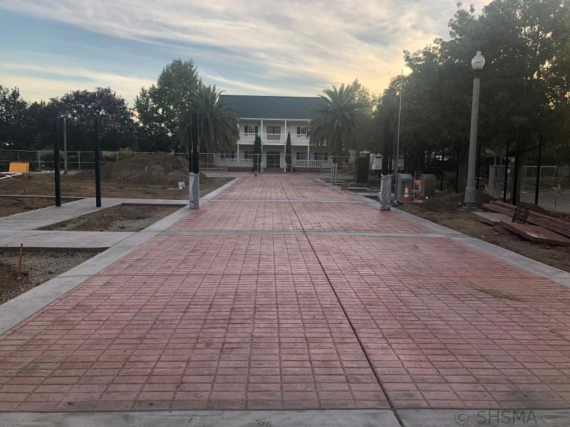 Museum Entrance, September 26, 2018