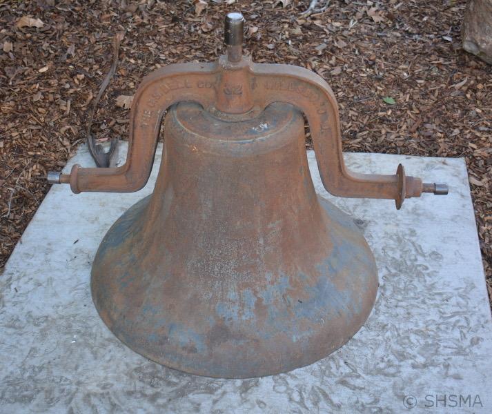 1929 City Hall Bell
