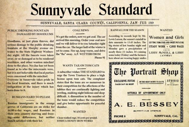 Blog | Sunnyvale Heritage Park Museum