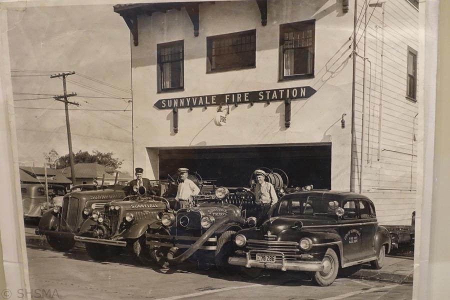 Fire Truck 1950
