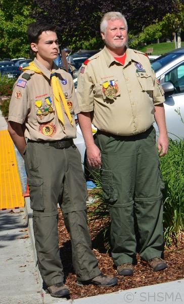 Boy Scout Troop 466, Sunnyvale