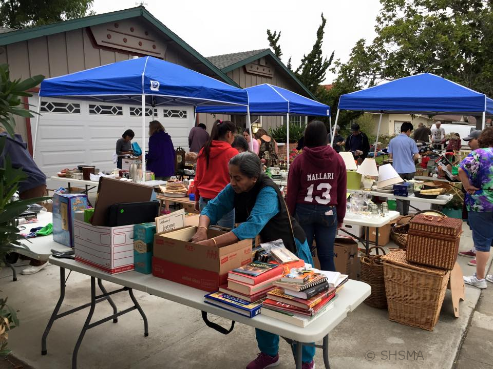 Fall 2015 Garage Sale