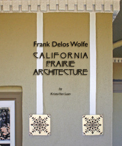 California Prairie Architecture Book Cover