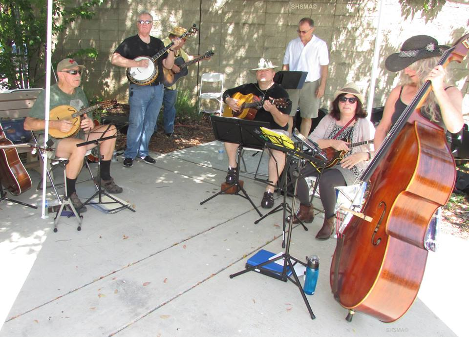 Drop In Blue Grass Band