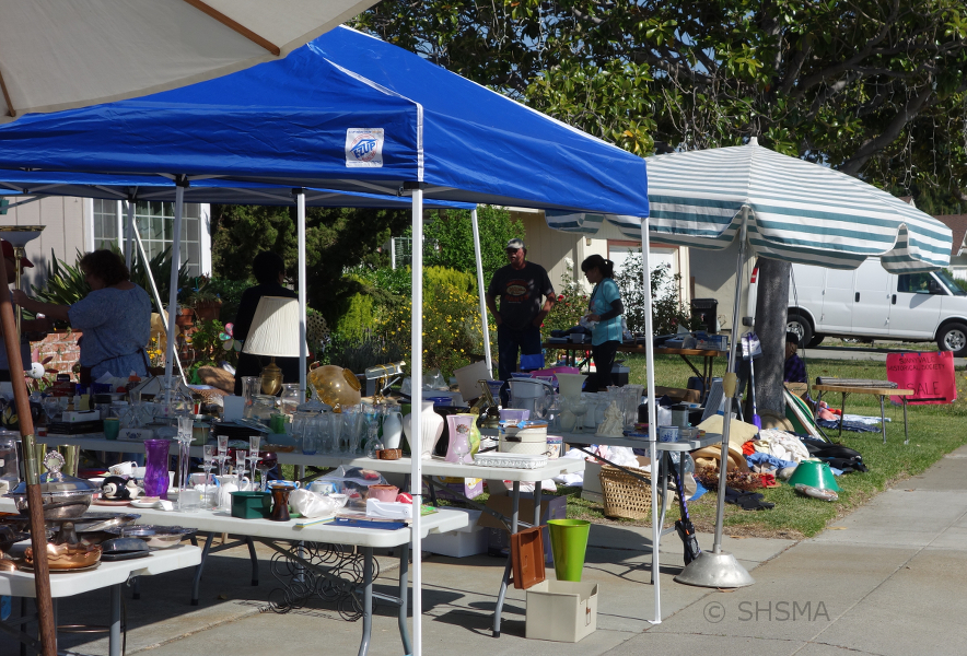 April 18, 2015 Garage Sale