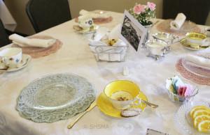 Spring Tea Setting