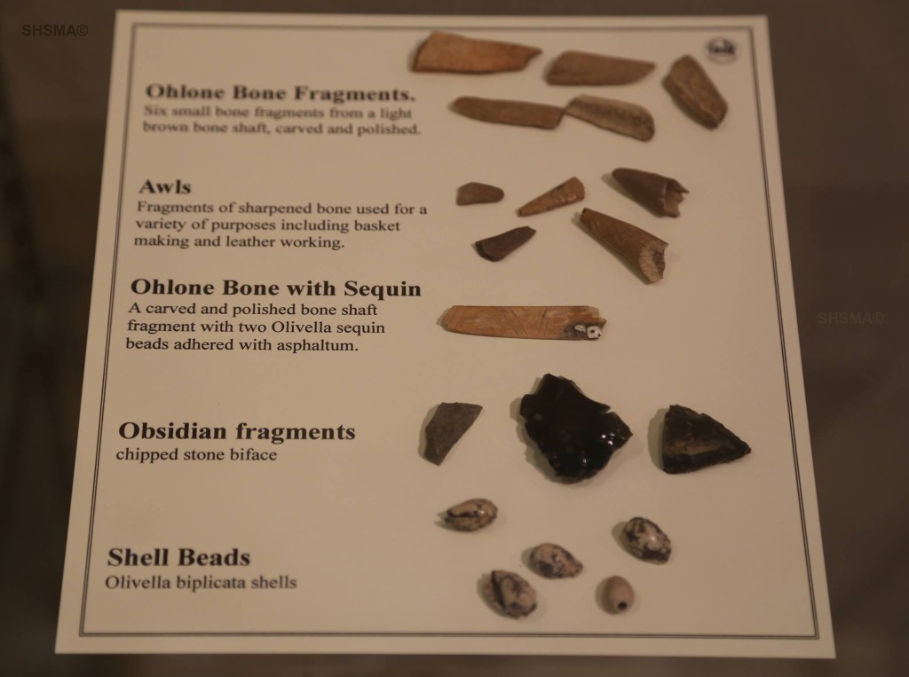Ohlone artifacts