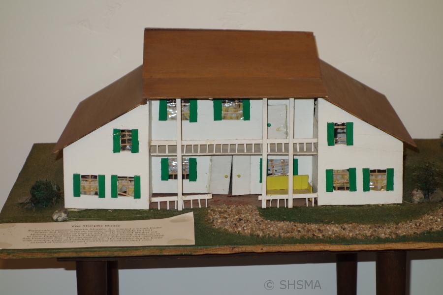 Murphy house model