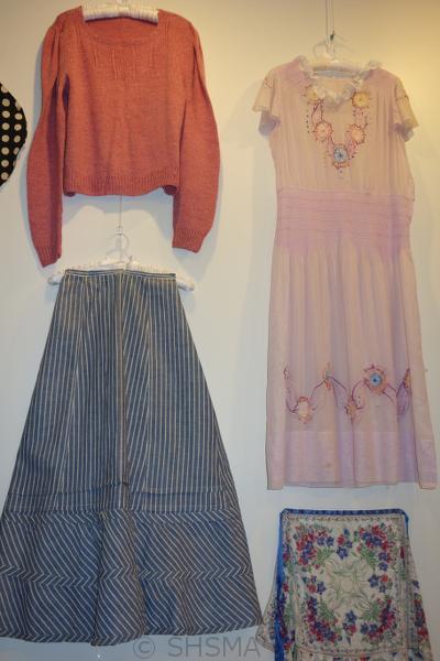 homemade clothing