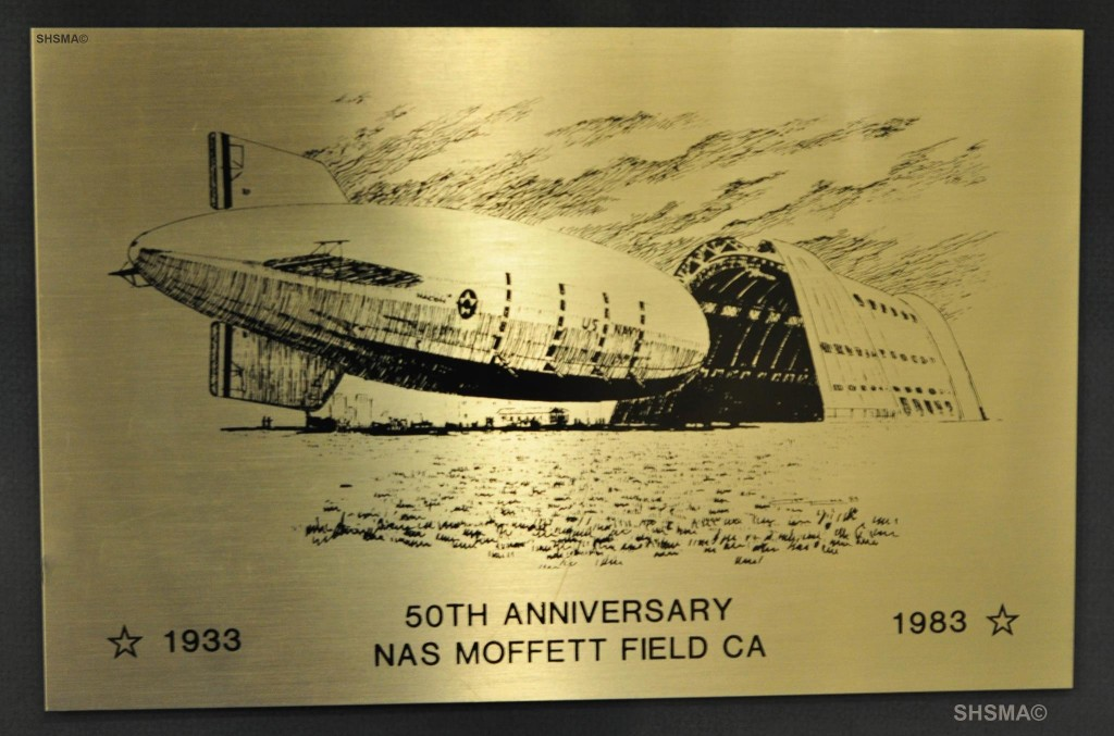 50th anniversary plaque