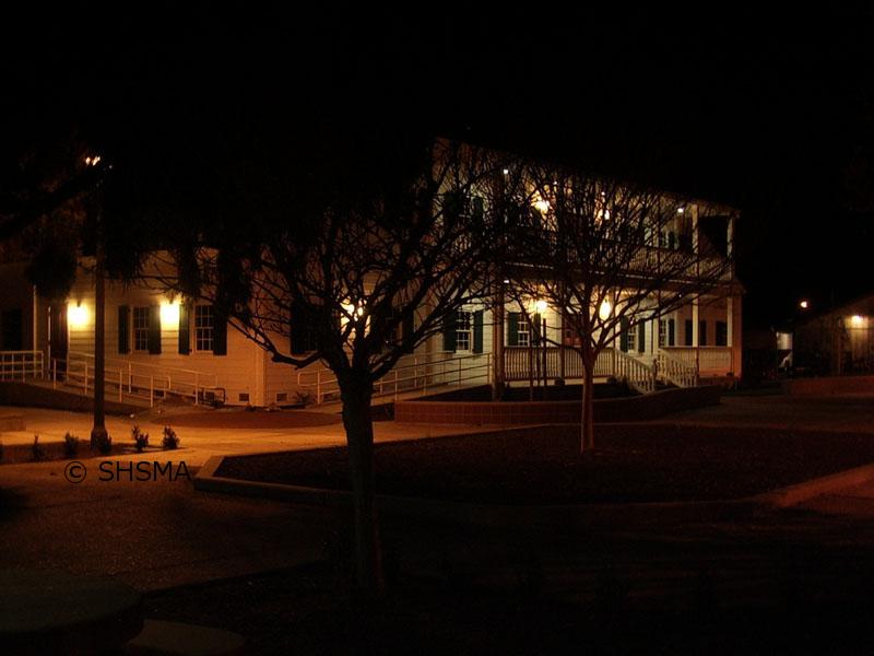 February 26, 2008 — Nighttime Exterior