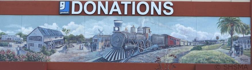 Goodwill Mural