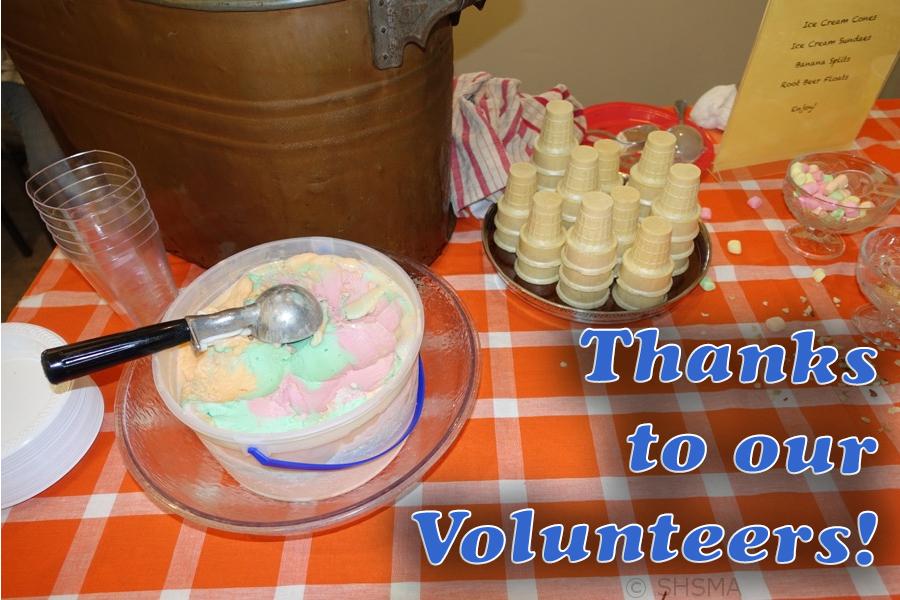 2015 Volunteer Thank You