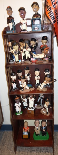 bobble head collection