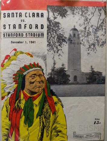 Santa Clara/Stanford 1941 program