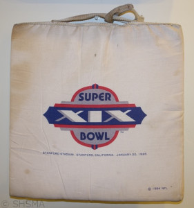 Superbowl XIX Seatpad