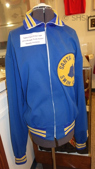 Santa Clara Swim Club 1972 Olympic Team Jacket