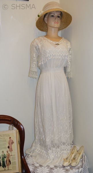 1910's outfit