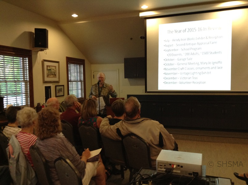 Leslie Lawton gives business update