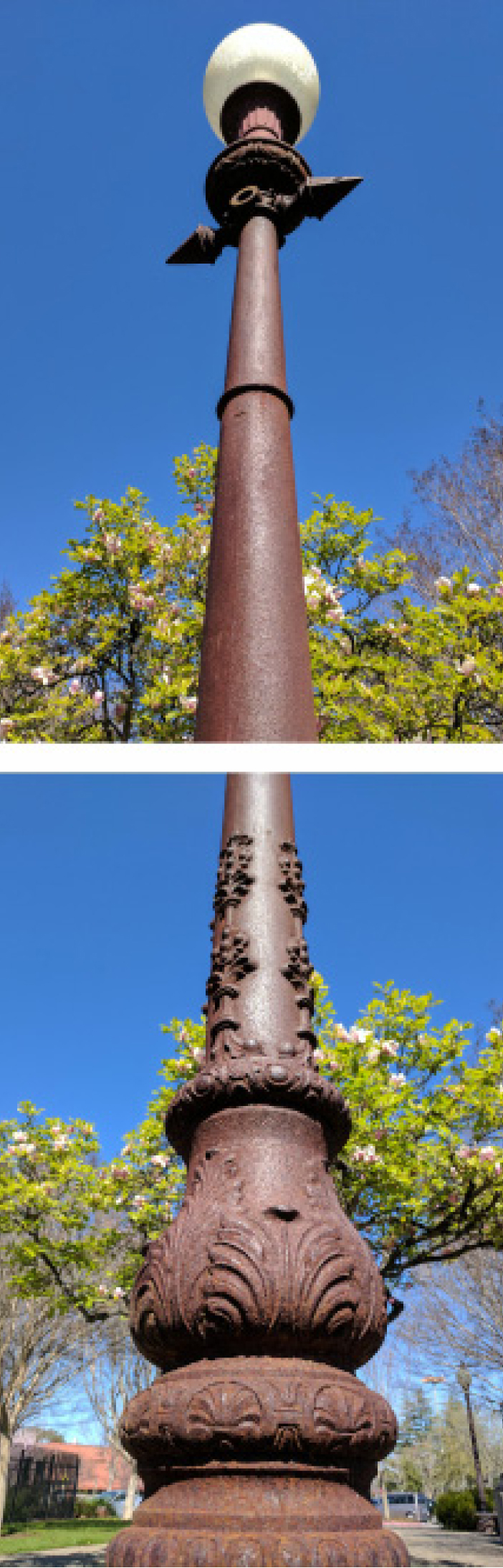 Where is this Hendy lamp post?